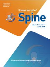 Korean Journal of Spine